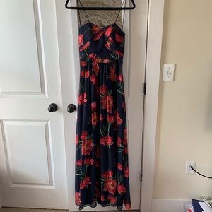 Floral Erin by Erin Fetherston full length gown